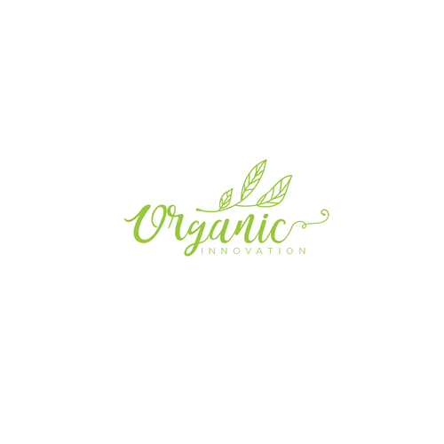 Protein logo with the title 'Organic Innovation'
