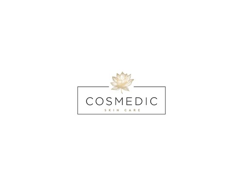 Beauty brand with the title 'Cosmedic Skin Care'