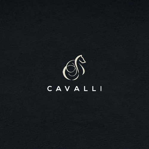 Strength design with the title 'Cavalli'