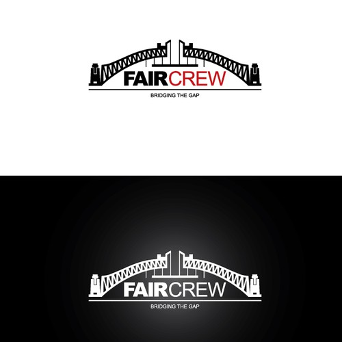 Crew logo with the title 'FairCrew'