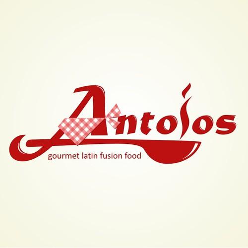 Latin design with the title 'ANTOJOS'