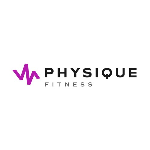 Pulse logo with the title 'Fresh, modern, and bold visual identity to represent a premium boutique gym.'