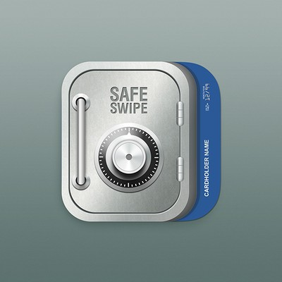 SafeSwipe needs a new icon or button design