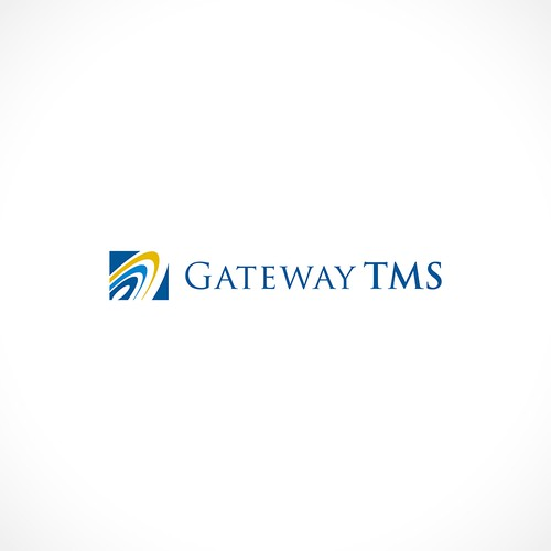 Arch design with the title 'Gateway TMS'