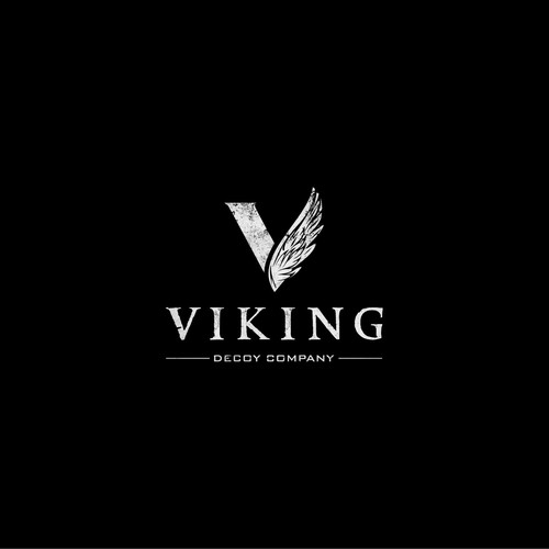 Nordic logo with the title 'Viking Decoy Company'