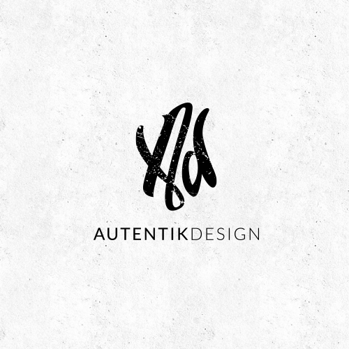 Authentic design with the title 'Logo for AUTENTIK DESIGN !'