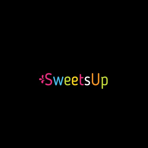 Candy brand with the title 'SweetsUp '