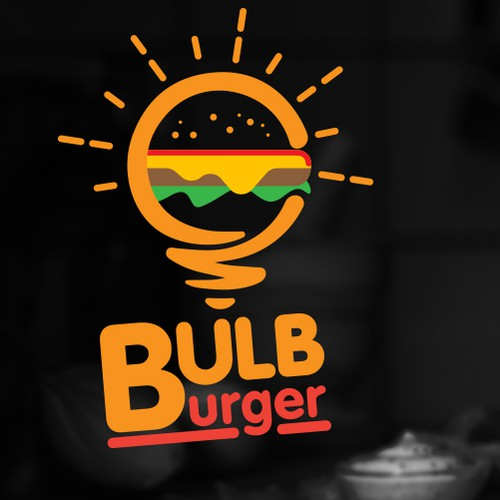 Skills logo with the title 'Bulb Burger'