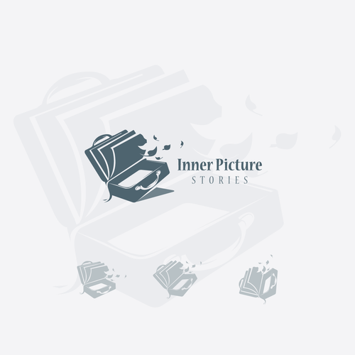 Nostalgic design with the title 'InnerPictureStories'
