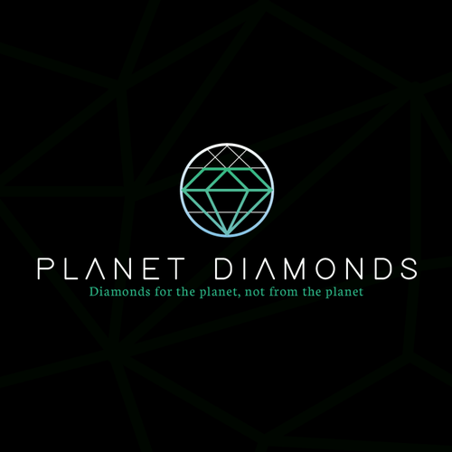 Smart brand with the title 'Smart logo for Planet Diamonds'