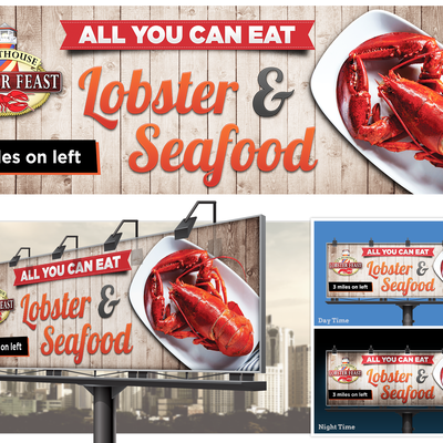 Lobster Billboard