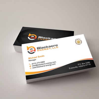 stationery for Blackacre Energy, LLC