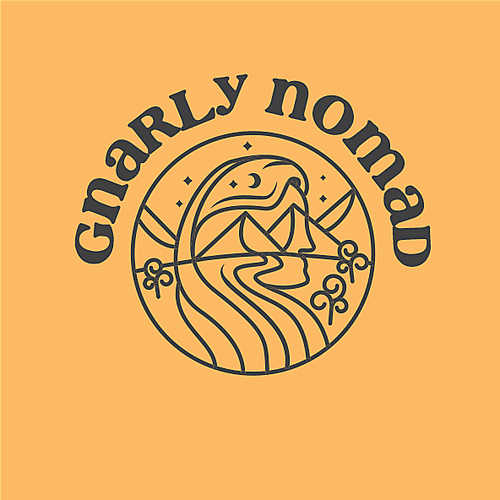 Expedition logo with the title 'Gnarly Nomad'