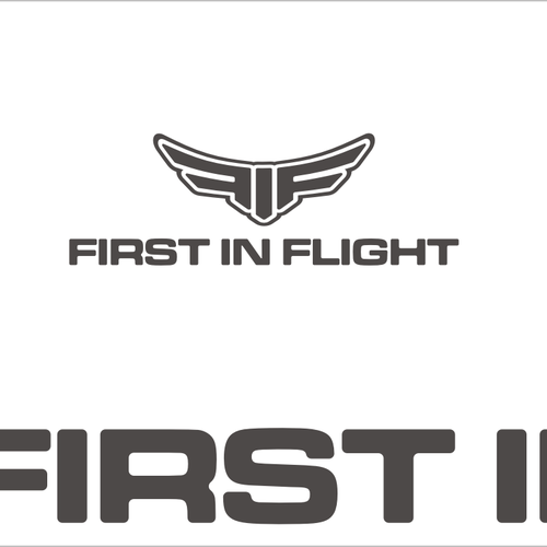 Aero logo with the title 'first in flight'