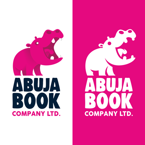 Mascot brand with the title 'Abuja Book'