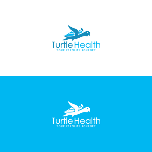 Turtle design with the title 'Turtle Health'