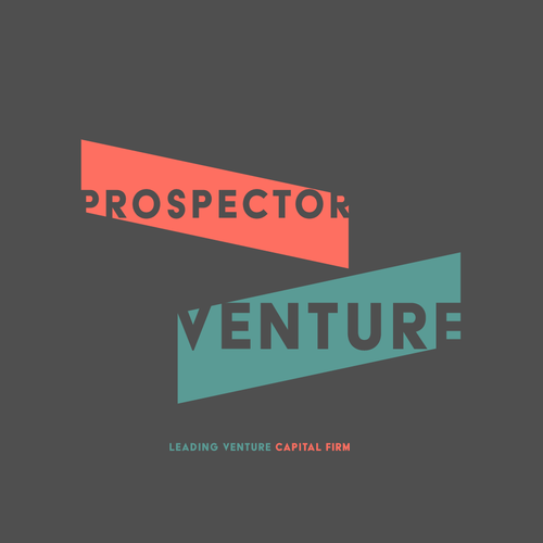 Venture capital logo with the title 'venture capital firm'