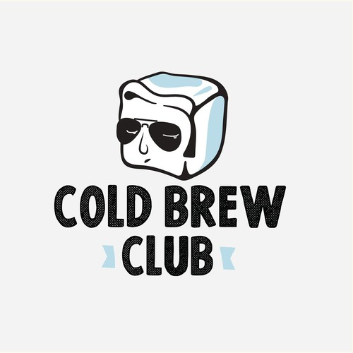 Cold logo with the title 'Cold Brew Club'