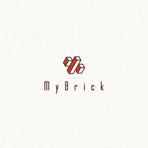 Brick design with the title 'MyBrick'
