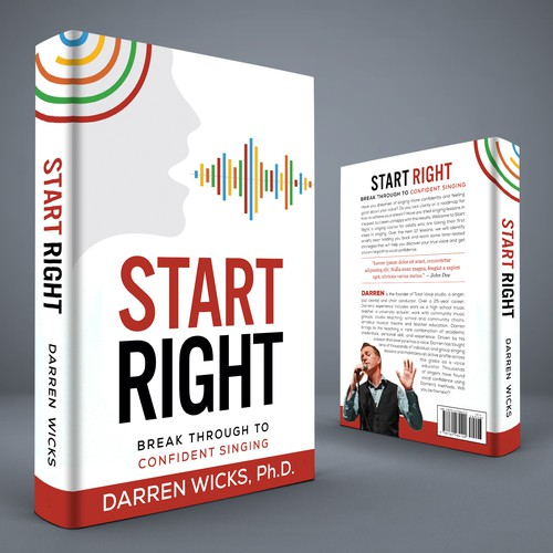 Music book cover with the title 'Start Right'
