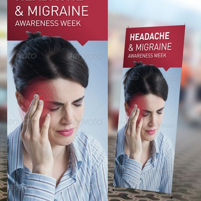 Communicating migraine pain in a relatable way