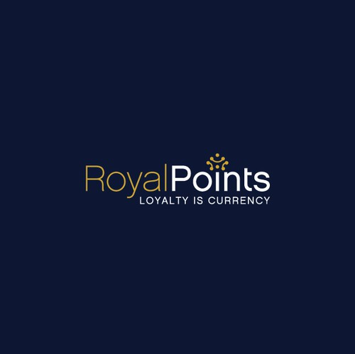 Crown brand with the title 'Royal Points'