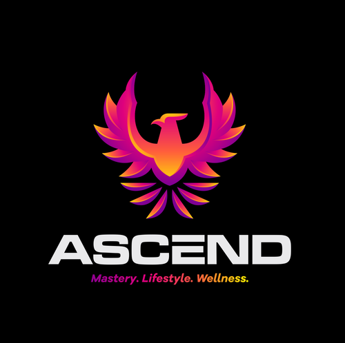 Phoenix design with the title 'Ascend'