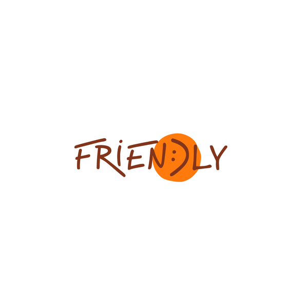 Delivery design with the title 'Friendly'