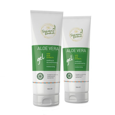 South African Aloe Vera Gel