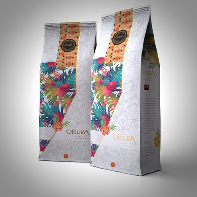 Design of coffee Package