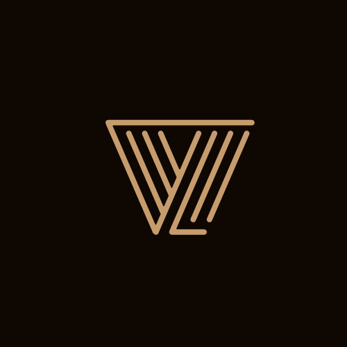Straight logo with the title 'VL logo for sale '