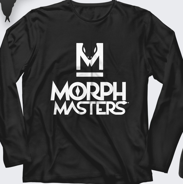 Breeder design with the title 'Morph Masters Logo'