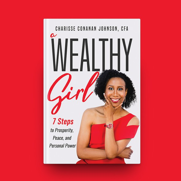 Peace book cover with the title 'A Wealthy Girl'