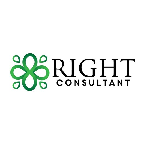 Right design with the title 'Right Consultant'
