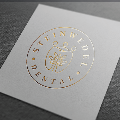 People design with the title 'Dental logo'