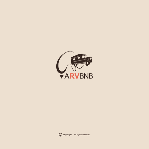 RV logo with the title 'ARVBNB.COM'