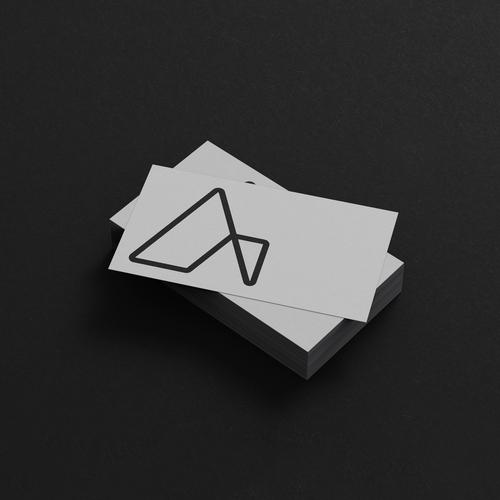 Studio design with the title 'Logo design for an architecture and design studio'