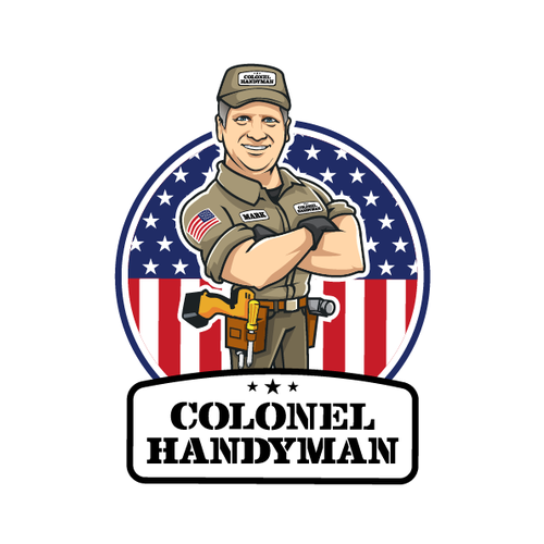 Troop logo with the title 'Colonel Handyman'