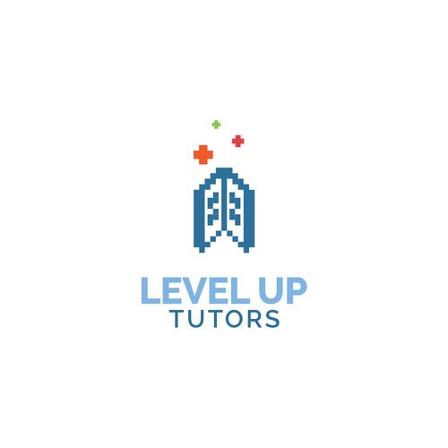 Tutoring logo with the title 'Tutor Logo'
