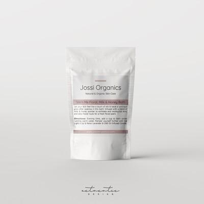 Product Label Design for Jossi Organics