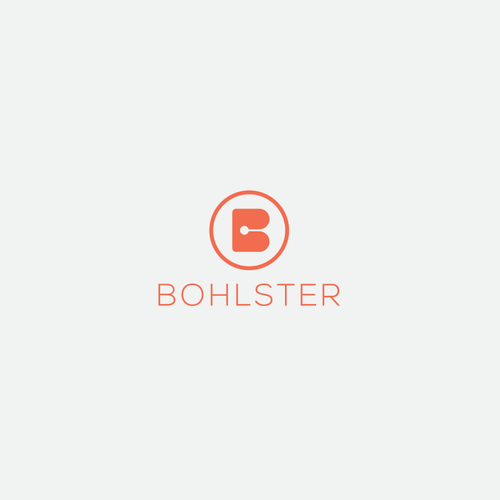 Spa brand with the title 'Logo Concept for Bohlster'