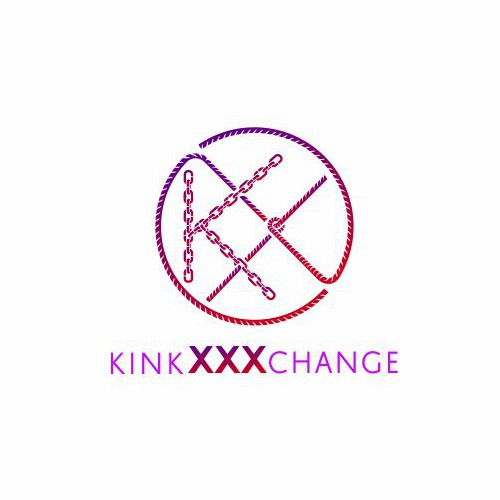 Rope logo with the title 'kink xxx'