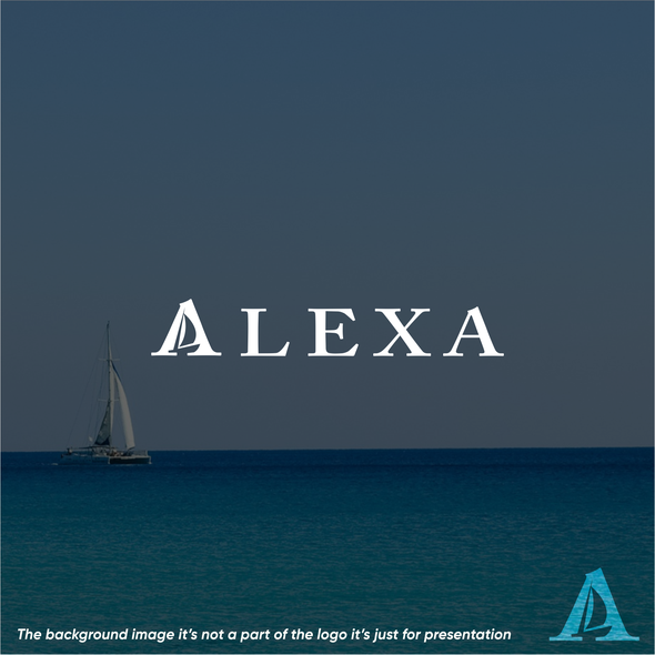 Simple design with the title 'Alexa'