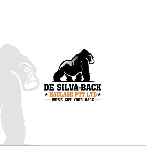 Silver brand with the title 'DE SILVA-BACK HAULAGE PTY LTD'