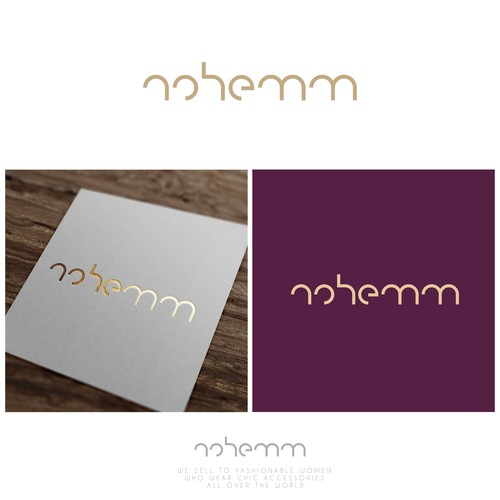 Woman brand with the title 'NOHEMM Jewelry & Accessories'