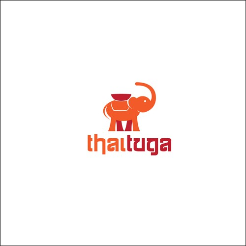 Thai logo with the title 'ThaiTuga (Thailand Restaurant)'