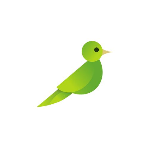 Finch design with the title 'Luxury Bird design'