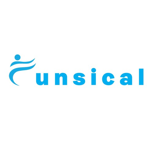 Physical therapy design with the title 'Funsical Sensory Lab'
