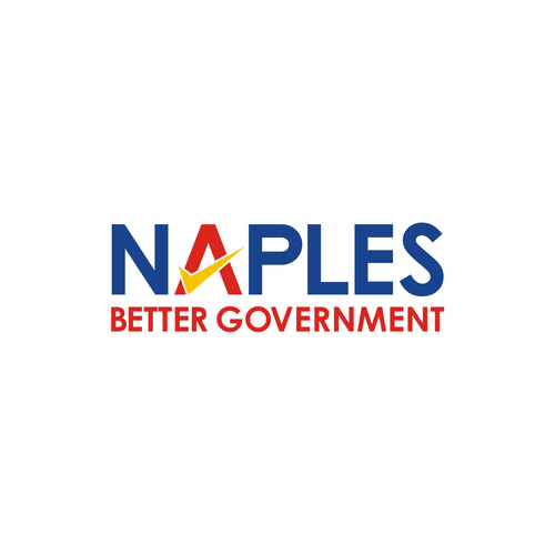 Council logo with the title 'NAPLES better government'