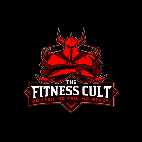 Strength logo with the title 'The Fitness Cult'
